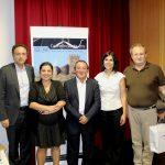 Porfírio Silva, Patrícia Duarte, António Marçal, Liliana Simões e João Pedroso
