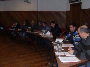 A unanimidade das decisões foi gerada pela observância do direito de oposição, que contribuiu para os documentos planificadores  aprovados.